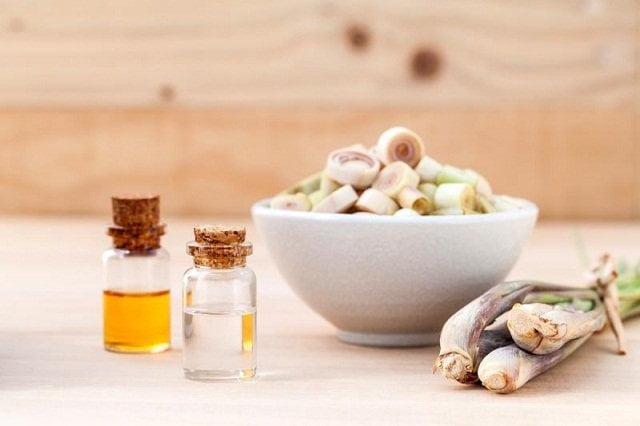Chăm sóc gia đình bằng tinh dầu sả chanh